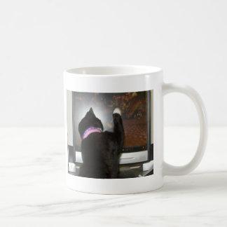 Gato the Killer Coffee Mugs
