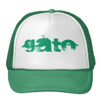 GATO TRUCKER HAT