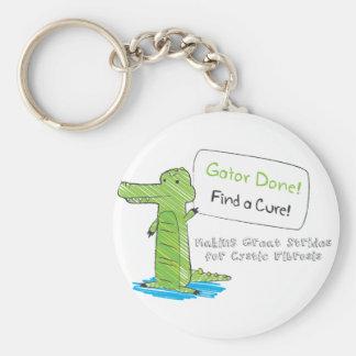 Gator Done! Key Ring