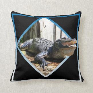 Gator Growl Cushion