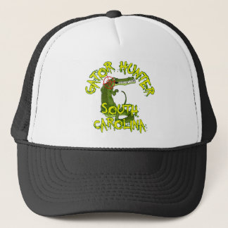 Gator Hunter South Carolina Trucker Hat