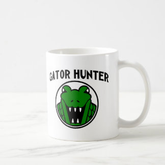 Gator Hunter Symbol Coffee Mug