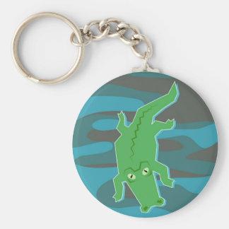 Gator Key Ring