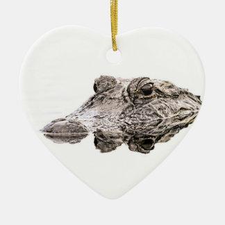 Gator Ornament