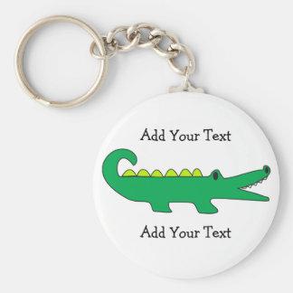 Gator - SRF Key Ring