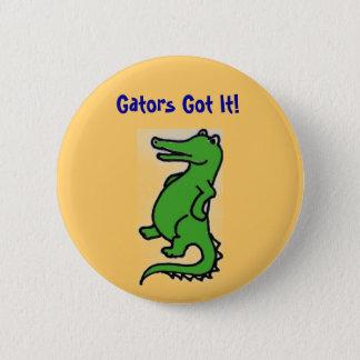 Gators Got It! Button