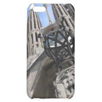 Gaudi Cathedral, Barcelona Spain iPhone 4 Case