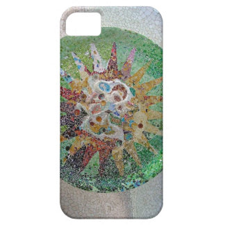 Gaudi flower barely there iPhone 5 case