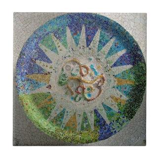 Gaudi Mosaic Tile