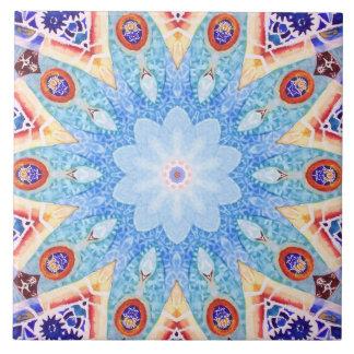Gaudi's Tile. Ceramic Tile