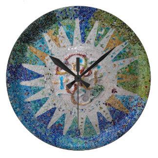 Gaudi's Watch Large Clock