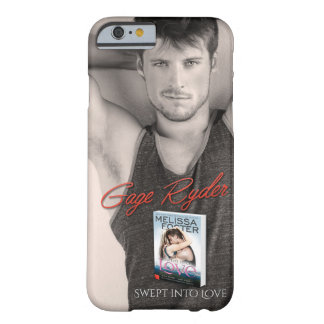 Gauge Ryder - Choose A Phone Case, Barely There iPhone 6 Case