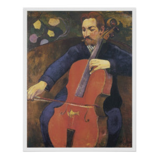 Gauguin Upaupa Schneklud Print