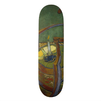 Gauguin's Chair by Vincent Van Gogh Custom Skateboard