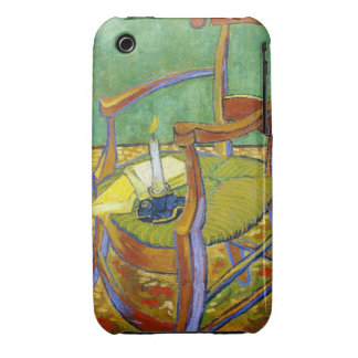 Gauguin's Chair vincent van gogh painting iPhone 3 Case