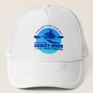 Gauley River (Blue) Trucker Hat