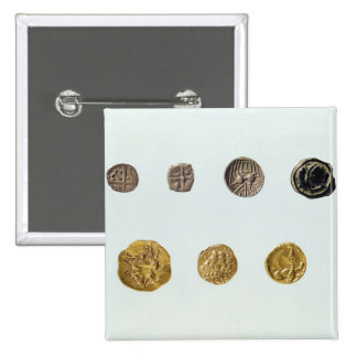 Gaulish coins c 750-0 BC Buttons