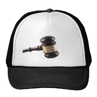 Gavel Design For Aspiring Judges And Lawyers Cap