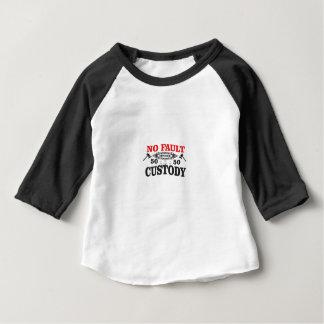 gavel divorce 50 50 custody baby T-Shirt