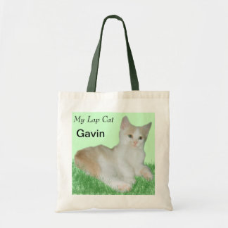 Gavin_Cat Tote Bag