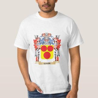 Gavin Coat of Arms - Family Crest T-Shirt