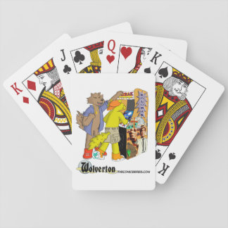 Gavin Got Game Playing Cards
