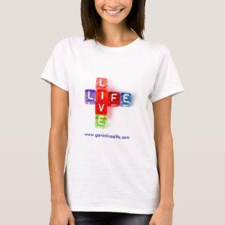 Gavin Lives Life T-Shirt