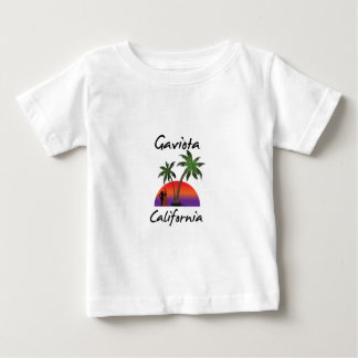 Gaviota California Baby T-Shirt