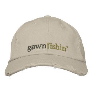gawn fishin' cap embroidered hat