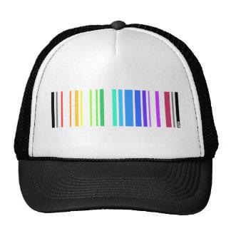 Gay Barcode Trucker Hats