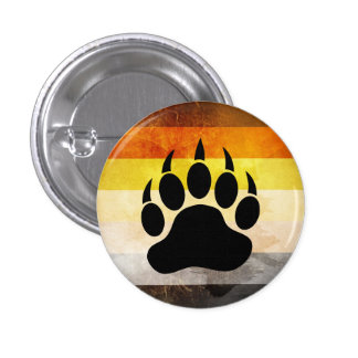 gay Bear Badge/button 3 Cm Round Badge