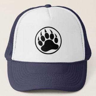 Gay Bear Pride Bear Paw Trucker Hat