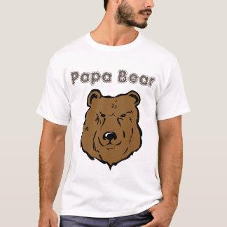 Gay Bear pride Papa Bear T-Shirt