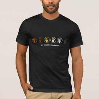 Gay Bear Pride - You Looked Hotter on Bear411 T-Shirt