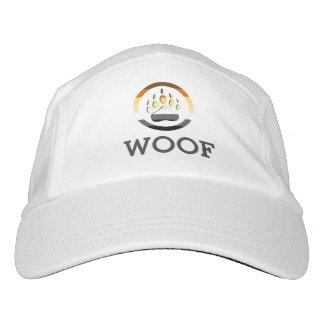 Gay Bears Pride Flag Bear Paw Woof Hat