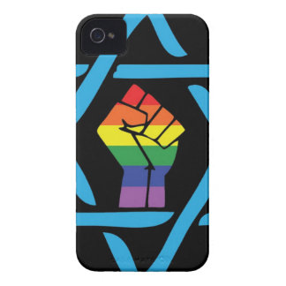 Gay Black Jewish iPhone 4 Cover
