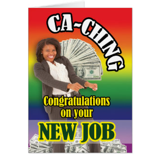 Gay Cards - New Job 01