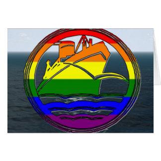 Gay Cruise 1 Card