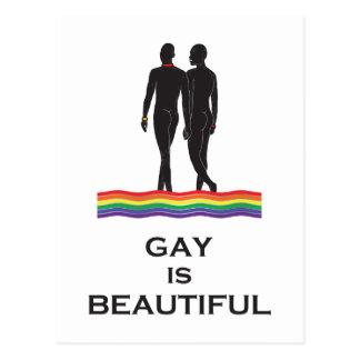 Gay is Beautiful Postcard