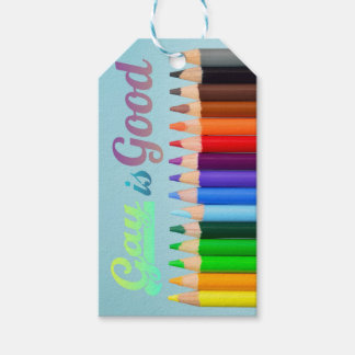 Gay is Good Design Gift Tags