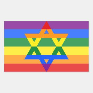 Gay Jew Sticker Set