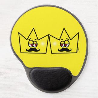 Gay King Crown King Crown Gel Mouse Pad