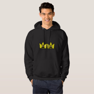 Gay King Crown King Crown Hoodie