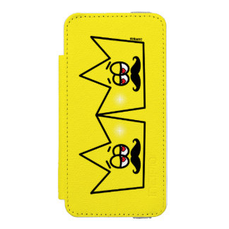Gay King Crown King Crown Incipio Watson™ iPhone 5 Wallet Case