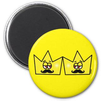 Gay King Rei Crown Coroa Magnet