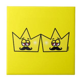 Gay King Rei Crown Coroa Tile