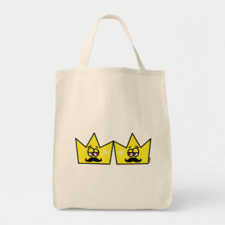 Gay King Rei Crown Coroa Tote Bag