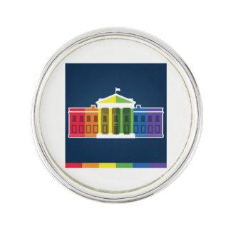 Gay Lesbian Bi LGBTQ+ White House Pride Pin