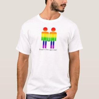 Gay Man Pride T-Shirt