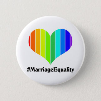 Gay Marriage Equality Button